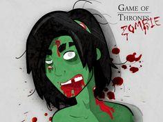 game of thrones zombies walking dead