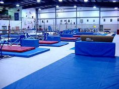 gymnast michiana, south bend