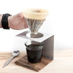 simple and cool coffee!