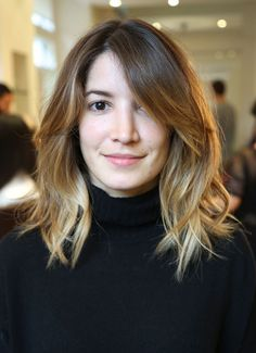 short hair, shorter hair, hair colors, medium length cuts, ombre bob hairstyles