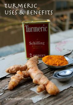 Turmeric Benefits, Uses: The weird and the wild and the really orange…