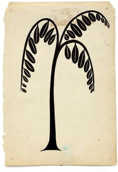 Margaret Kilgallen, Untitled, c. 2000 Acrylic on paper via ratio3