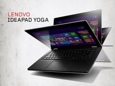 Love our new Yoga?  Register now for our weekly IdeaPad Yoga giveaway here: http://lnv.gy/winayoga