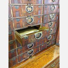 Estate Office Cabinet