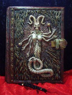 spell books | Grim Reviews: Three Real Necronomicon Spell Books