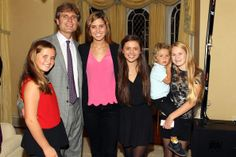 Anthony Shriver family plus Molly Shriver