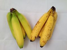 Wrap the crown of the bananas with a little plastic wrap and they will stay fresh for nearly a week longer than normal. Keep bananas stored on the counter and away from other fruits and veggies because they produce a large amount of ethylene gas which can cause other fruits and veggies to spoil faster.