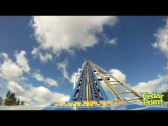 Take your ride in the front seat of the best steel roller coaster in the world - Millennium Force!