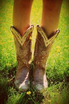 Cowboy Boots # Country