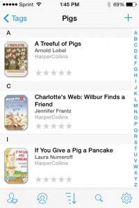 Book Buddy App for organizing your classroom and home libraries