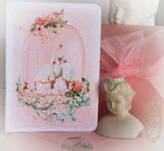 la pink paperie The blog for Paper Nosh: Marie Antoinette Easter Confiserie Cards, Seals an...
