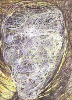 Georgiana Houghton, spirit drawings