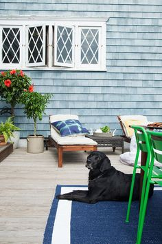 Five Easy Pieces to Transform Your Outdoor Space | Lonny