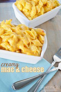 Homemade Creamy Mac & Cheese :: Love, Pomegranate House