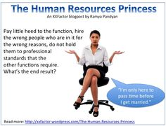 The Human Resources