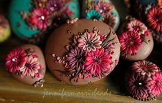 some of the mexican cocoa pieces | Flickr - Photo Sharing!