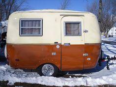 1977 Skamper boler trailer paint, skamper, 1977, campingroad trip, travel trailers, vintag trailer, boler trailer, tini trailer, vintag camper
