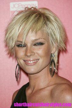 Short+Choppy+Bob+Haircuts   Short Bob Hairstyles for Fine Hair Kate Nauta Short Choppy Bob ...