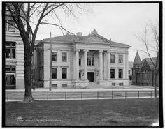 The Public Library, Binghamton, New York