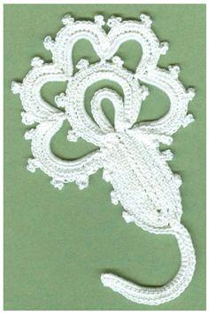 #Irish #Crochet #Lace Motif from a great blog -- Irish Crochet Together