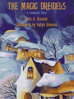 13 Chanukah Picture Books at  Nerdy Book Club