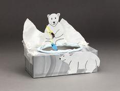Playful Polar Bear Toss craft