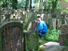 Jewish Cemetery: Frankfurt, Germany