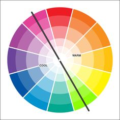 warm/cool colors