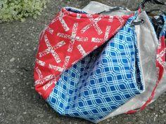 star bag, violet, drawstr bag, bag tutorials, drawstring bags, clover