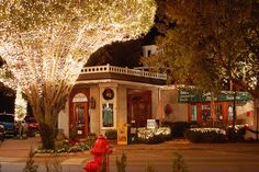FAIRHOPE AL. CHRISTMAS LIGHTS