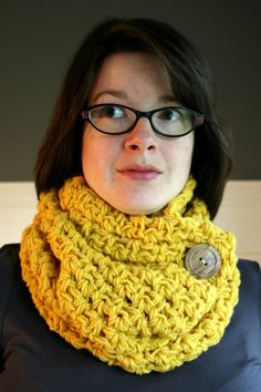 Crochet Granny Infinity Scarf and Cowl – Free Crochet