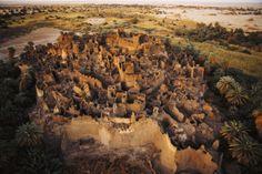 Las fortalezas de Djado, Níger