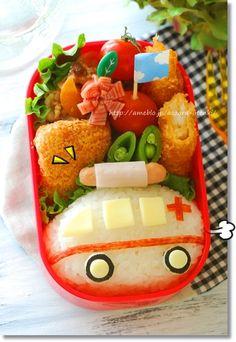 Ambulance bento