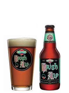 COUNTDOWN TO ST. PATRICK'S DAY: Boulevard Brewing's Irish Ale