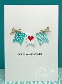 Sweet little Valentine  Stampin' Up!