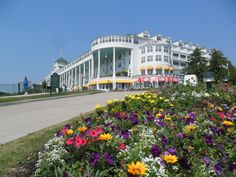 Grand Hotel on Mackinaw Island