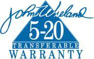 The John Wieland 5-20 Warranty