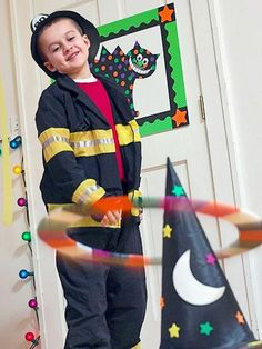 halloween party for kids ideas | 10-most-fun-halloween-party-games-for-kids-Witch's-Ringtoss | Home ...
