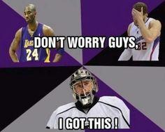 LA playoffs