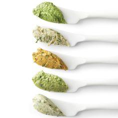 Flavored Butters - Martha Stewart Food