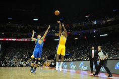 10/18/13 Lakers vs Warriors in Shanghai | THE OFFICIAL SITE OF THE LOS ANGELES LAKERS
