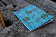 Crossroads Blank Notebook on Etsy, $7.00