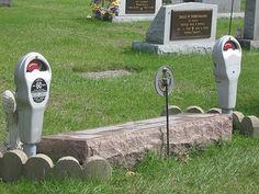 expired parking meters