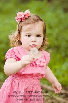 Child session picture pose idea
