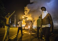 Amazing analysis by Jamelle Bouie: Why the Fires in Ferguson Won't End Soon