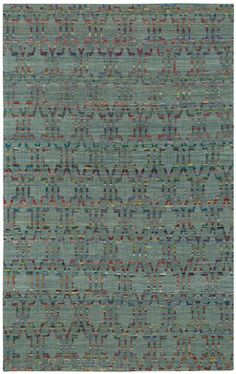 The subtle rainbow print on this Berkley Rug will add a glow to any room. #CapelRugs