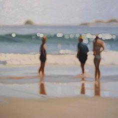 philip barlow, oil painting