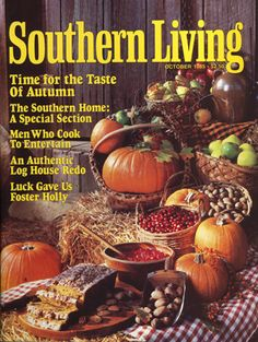 October 1985 | Time for the Taste of Autumn