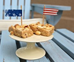 Homemade Payday Bars or Salted Nut Bars