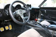 1971 Datsun 240Z G Nose For Sale Interior